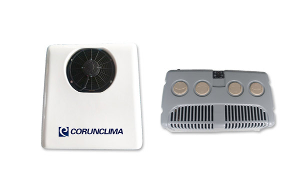 2.2KW Condenser Wall Mounted Truck Air Conditioner K20BS2