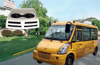 Bus/Van Air Conditioner