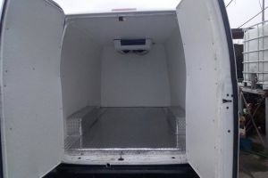 Turn Off the Transport Refrigeration Unit While Loading, Unloading