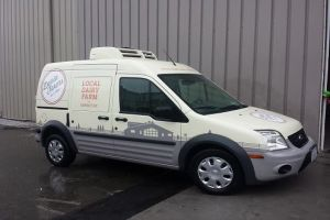 Transport Refrigeration Unit C150TB, Perfect for Mini Van