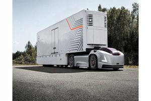 Volvo Trucks addresses future needs with autonomous electric solution