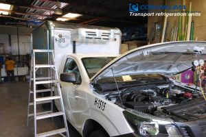 Why should refrigerating units of refrigerated vehicles be maintained