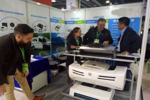 Corunclima in 2016 CIAAR Exhibition