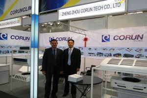 Corunclima in 2010 Germany IAA Expo