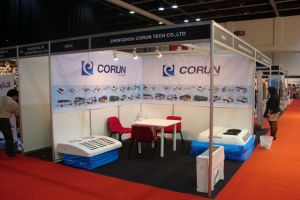 Corunclima in 2011 UAE CVME Expo
